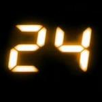 24 ringsignal ringsignal