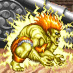 Street Fighter II - Blanka ringsignal