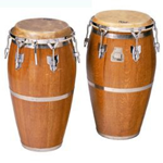 Congas four on the floor ringsignal