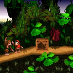 Donkey Kong Country - Jungle groove - part 1 ringsignal