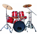 Drum shuffle fill ringsignal