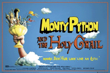 Monty Python and The Holy Grail ringsignal