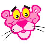 Rosa Pantern ringsignal