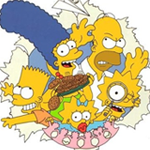 The Simpsons ringsignal